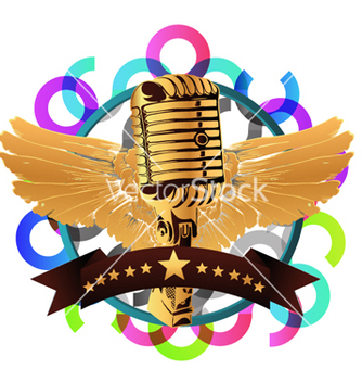 Free colorful music vector - Kostenloses vector #265311