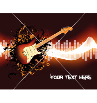 Free abstract concert poster vector - Free vector #265591