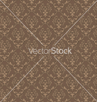Free vintage floral background vector - Free vector #265931