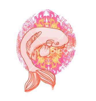 Free japanese koi background vector - vector #266691 gratis