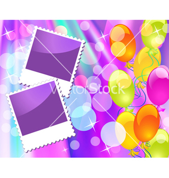 Free happy birthday vector - vector gratuit #267201