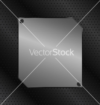 Free metal board vector - бесплатный vector #267301