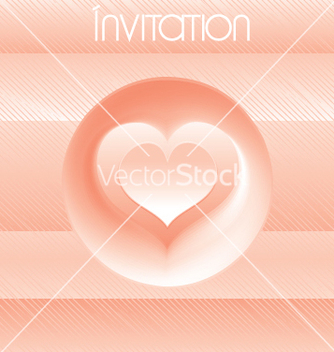 Free template for your own design of invitation vector - Free vector #267361