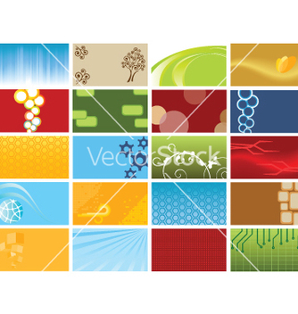 Free background collection vector - Free vector #267391
