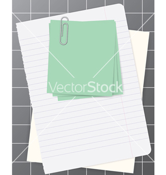Free blank paper vector - Free vector #267411