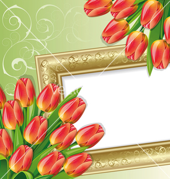 Free spring background vector - vector gratuit #267711