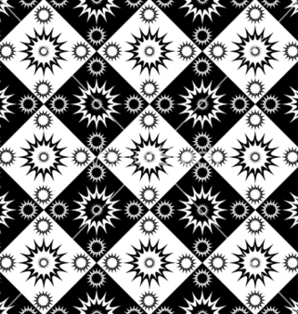 Free seamless checked pattern vector - vector #267741 gratis