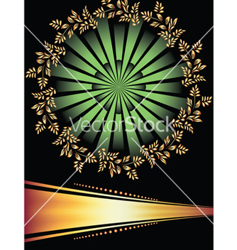 Free ornament vector - бесплатный vector #268021