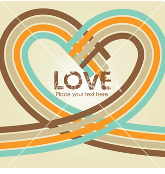 Free grunge background with heart vector - Kostenloses vector #268081
