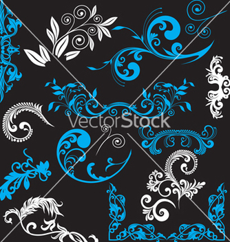 Free nature elements vector - vector #268451 gratis