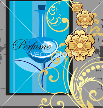 Free perfume advert vector - бесплатный vector #268491