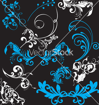 Free nature elements vector - Kostenloses vector #268561
