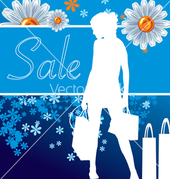 Free shopping vector - vector gratuit #268581