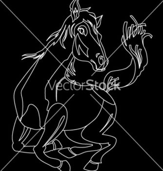 Free horse vector - Free vector #269341