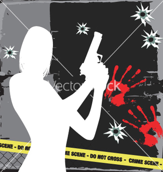 Free crime vector - Free vector #269631