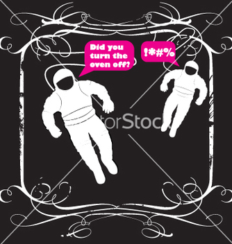 Free spacemen vector - бесплатный vector #269751