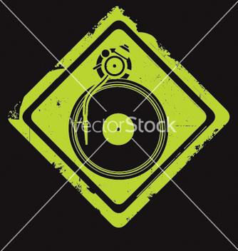 Free turntable vector - vector #269961 gratis