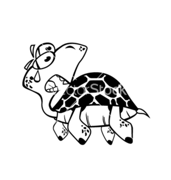 Free turtle vector - Free vector #269991