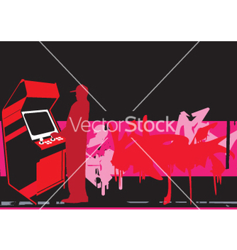 Free spacie player vector - vector #270241 gratis