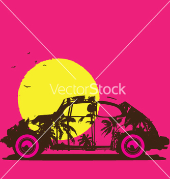 Free endless summer vector - Free vector #270421