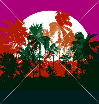 Free club tropicana vector - Free vector #270711