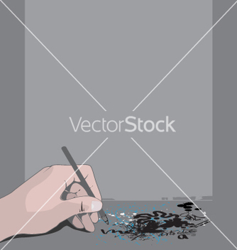 Free hand vector - Free vector #270811