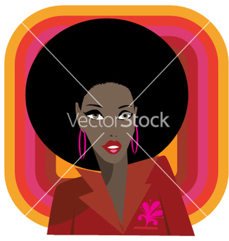 Free soul babe vector - Free vector #270841