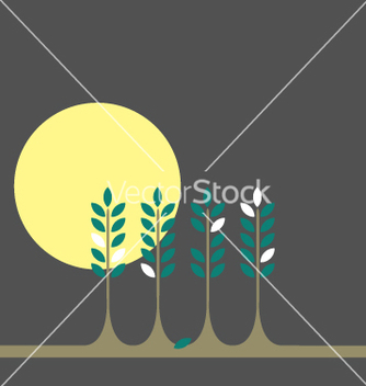 Free mother nature vector - бесплатный vector #271171