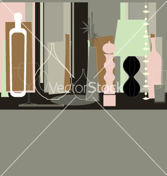 Free home interior vector - бесплатный vector #271281