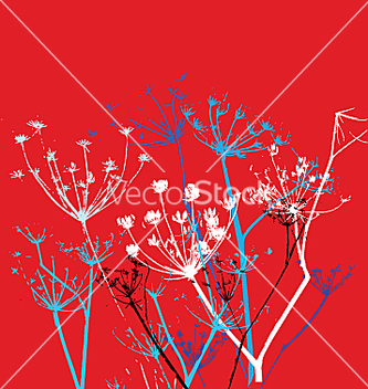 Free delicate flower vector - Free vector #271431