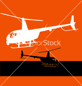 Free chopper landing vector - бесплатный vector #271481
