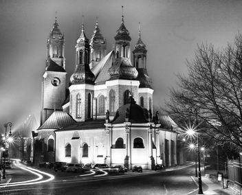 Cathedral in Poznan, Poland - image gratuit #271611