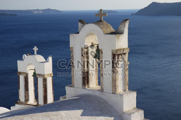 Bell towers with view - Free image #273461