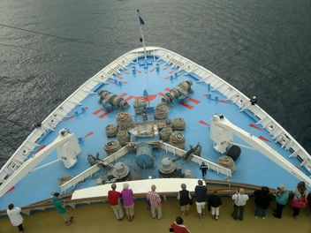 Cruise Ship Deck - image #273751 gratis