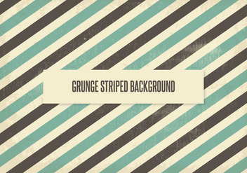 Grungy Stripes Background - vector gratuit #274251