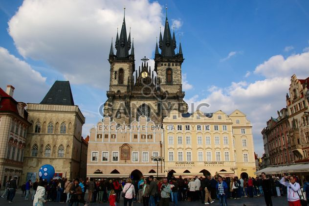 Old town square in Prague - Free image #274771