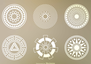 Free Crop Circles Vector - бесплатный vector #275271