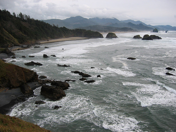 Oregon Coast - Free image #276001