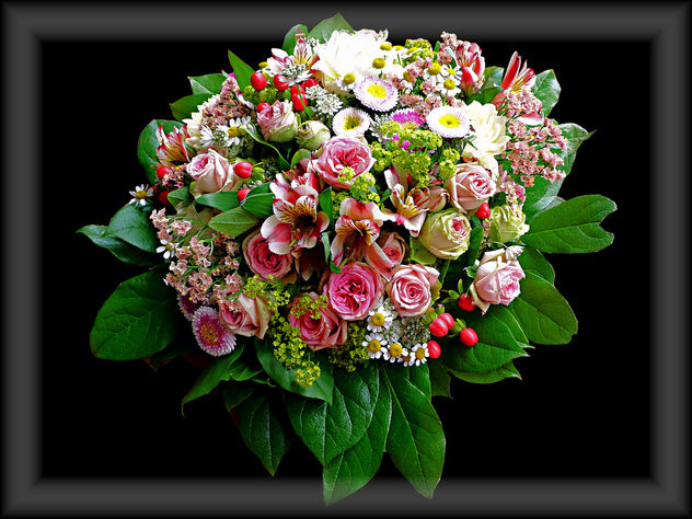 a flower-bouquet for you - Kostenloses image #278961