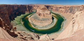 Grand Canyon Horse Shoe Bend - Page, Arizona - Free image #279971