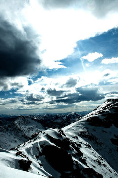 Top of the Rockies - Free image #280041