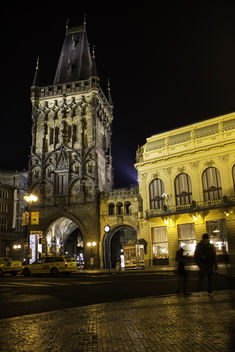 The Powder Tower, Prague - Kostenloses image #282341