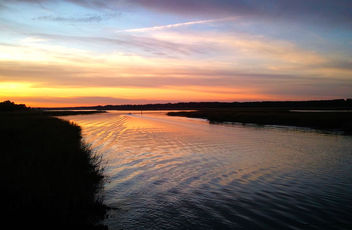 South Carolina Sunset - image gratuit #285831