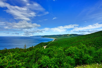 Cabot Trail - HDR - Free image #286771