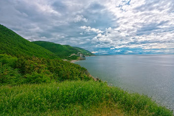 Cabot Trail Scenery - HDR - Free image #288111