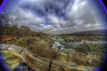 Mather Gorge Fisheye - image gratuit #290221