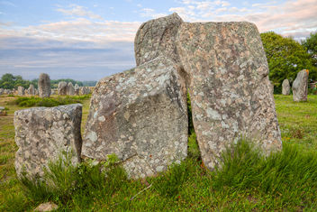 Carnac Stones - HDR - Kostenloses image #290661