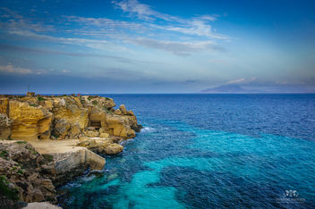 Viewpoint at Favignana Island, Sicily (Italy) - бесплатный image #291101