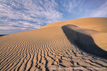 Bruneau Sand Dune sunset - бесплатный image #291571