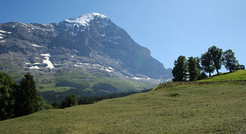 The Eiger, Switzerland - image #292381 gratis
